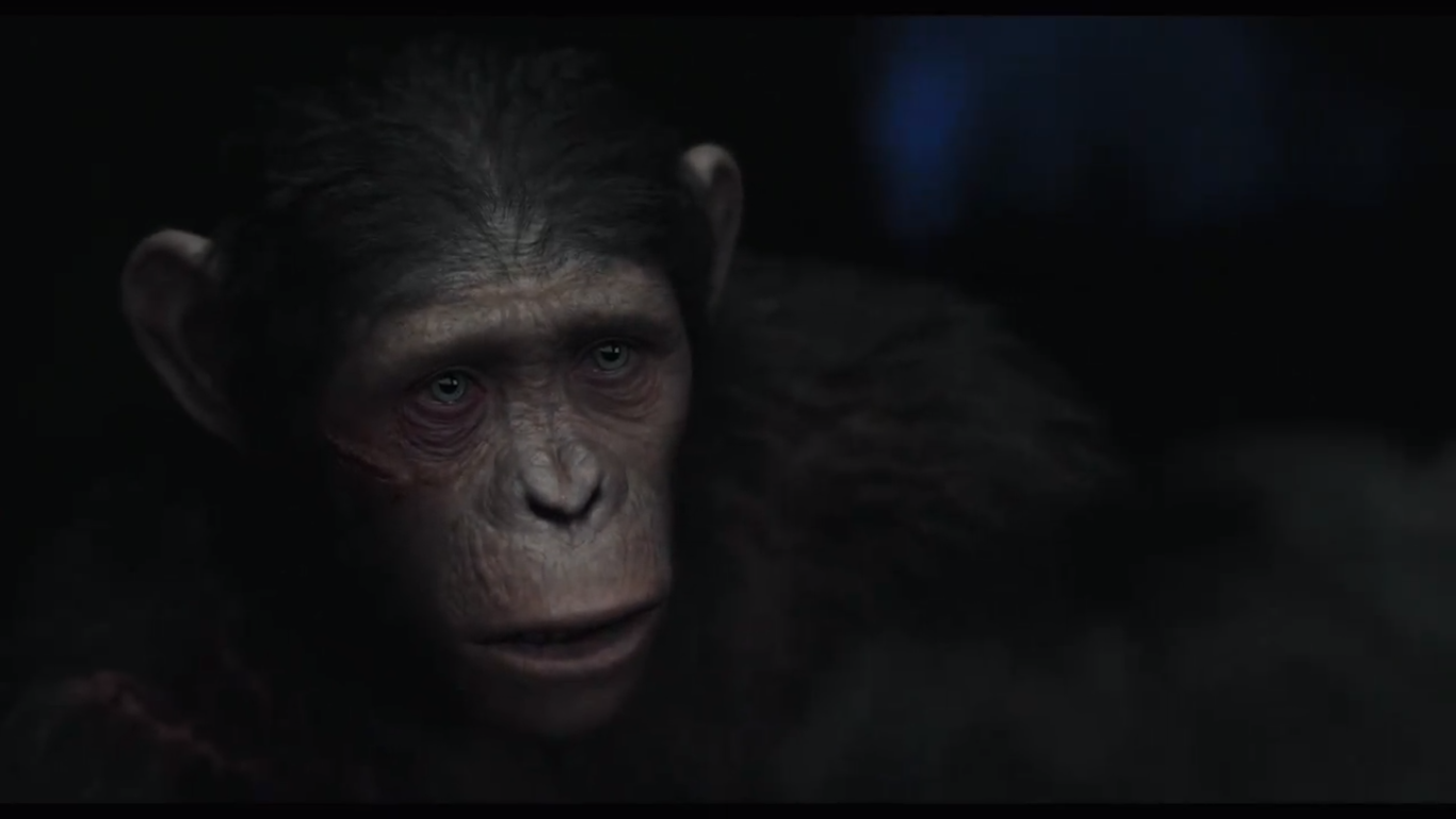 Blue Eyes (Planet of the Apes)