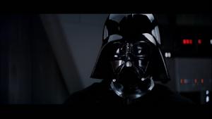 Darth Vader deactivate