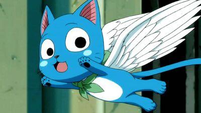 Happy- Fairy Tail