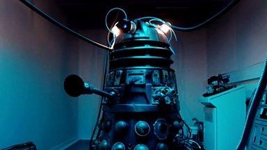 Rusty the Dalek