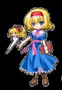 Alice default