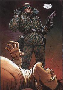 Colonel Carrey
