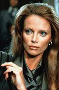 Kristina Wayborn as Magda in James Bond Octopussy 2