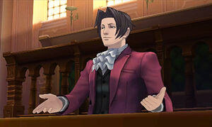 Miles Edgeworth other appearances