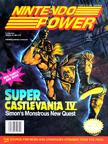 Nintendo Power - Super Castlevania IV