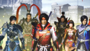 Warriors Orochi 4 Ultimate All Cutscenes Cinematic Movie (Base Game + Ultimate).mp4 snapshot 53.30.728