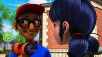 Animan - Adrien, Nino and Marinette 08