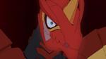 Drago becomes enraged