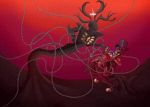 Isabel wonder v scarlet king