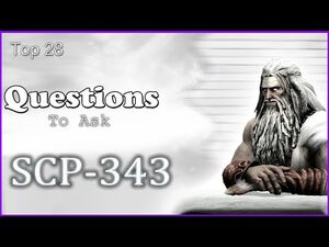 Top 26 Questions To Ask SCP-343