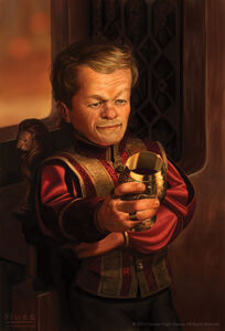 Tyrion by Jake Murray FFG