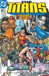Wonder Girl 958