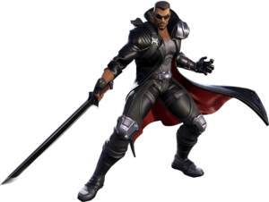 Blade Marvel Super War