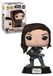 Cara Dune with gun POP