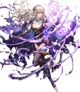 Corrin Child of Dusk critical