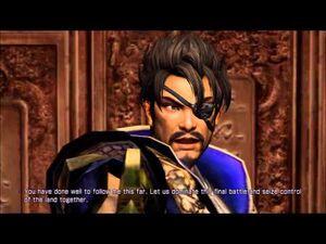 Dynasty Warriors 8; Empires, Xiahou Dun, All Cutscenes