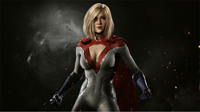 Power Girl (Injustice)