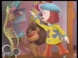 Jojo's circus jojo and goliath.jpg