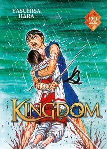 Kingdom v22 Cover