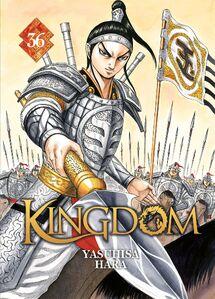Kingdom v36 Cover