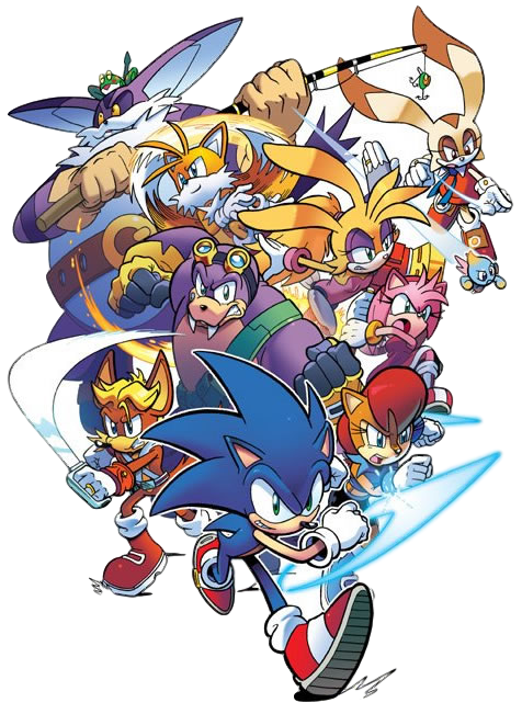 Freedom Fighters (Sonic)