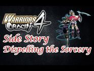 Warriors Orochi 4 Side Story - Dispelling the Sorcery
