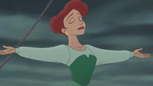 Ariel before transformation in mermaid (1)