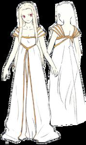 Irisviel dress