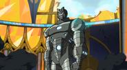 Iron Man's new Uru Armor