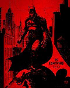 Jime Lee's The Batman (2021)