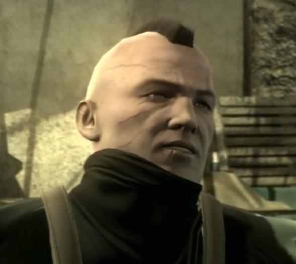 Jonathan (Metal Gear)