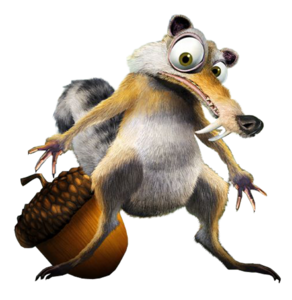 Kisscc0-scrat-sid-manfred-ice-age-character-ice-age-squirrel-5b520ebede7fe4.4533056015321043829114