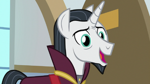 Neighsay 'a pony of your stature ' S8E16