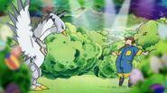 Swanmon and Junpei
