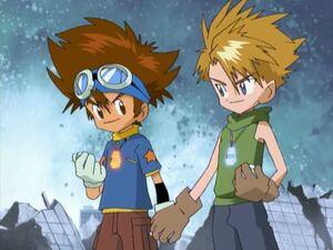 Taichi & Yamato (EP-38)