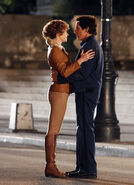 Amy Adams as Amelia Earhart In Night at the Museum 4