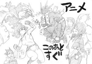Episode 97 Sketch