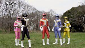 Episode 09 - Turboranger