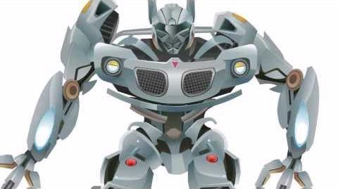 JAZZ Transform - Short Flash Transformers Series