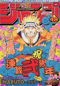 Weekly Shonen Jump No. 48 (2001)
