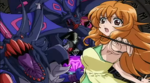 Alice and Hydranoid (Back to Bakugan Battle Brawlers)