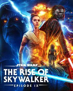 Disneyplus - May 4th - The Rise of Skywalker Art