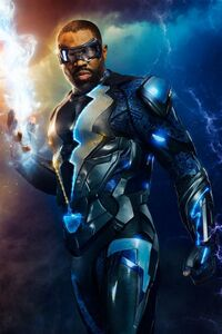Jefferson Pierce Black Lightning TV Series 0001