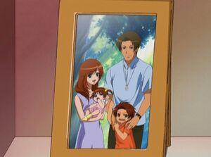 Marcus's family