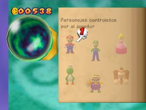 Mario party 64 all characters 2