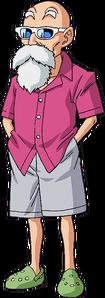 Master Roshi DBS