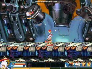 Mini fighter - Power Bonny