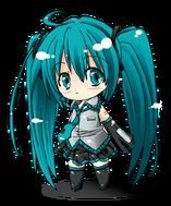 Personal X Reaper x Chibi Miku
