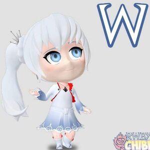 Weiss Chibi