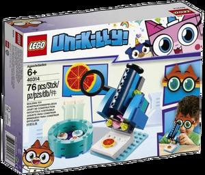 Dr. Fox's Magnifying Machine